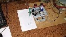 CNC Plotter Using Raspberry Pi
