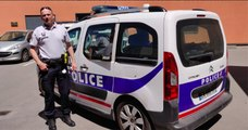 La police escorte un lycéen en retard à son épreuve du bac