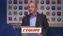 Brunel évoque l'absence de Bastareaud - Rugby - Coupe du monde 2019 - Bleus