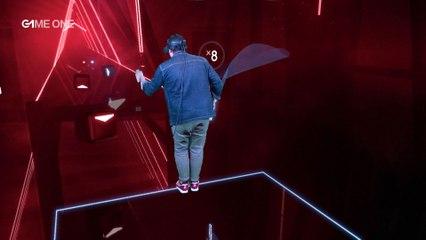 #TEAMG1 - Direct du 05/06/2019 (2/4) - J'y joue / J'y joue pas & Le Défi Beat Saber VR