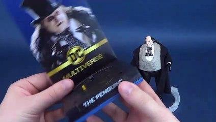 Mattel Batman Returns Danny Devito Penguin Figure Review