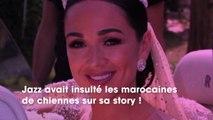 """Jazz : après avoir insulté les marocaines de """"chiennes"""", elle réagit !"""