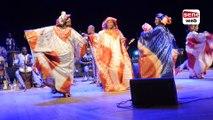 Nuit du basin 2019:Entrée spectaculaire de Djiby Dramé
