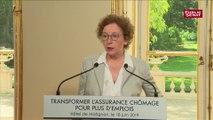 Assurance-chômage : « C'est une réforme difficile, mais elle est importante » (Muriel Pénicaud)
