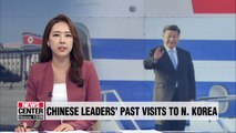 Xi Jinping to become 4th Chinese president to visit North Korea