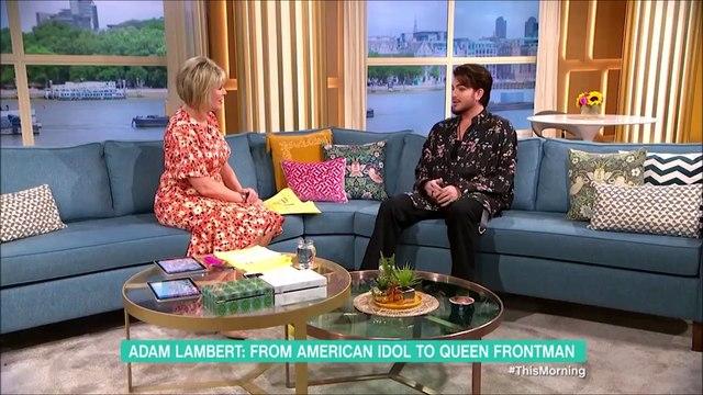 This Morning entrevista Adam Lambert - 07/06/19 [Completo] - legendado