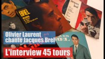 Olivier Laurent chante Jacques Brel