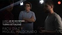 Facu Díaz y Miguel Maldonado - Facu tweetstar