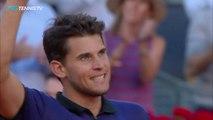 Brilliant Points in Thiem v Federer Battle | Madrid 2019