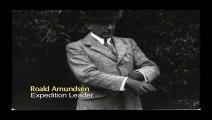 Filmaciones originales de Amundsen y el primer viaje que llegó al polo Sur