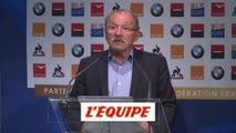 Brunel à propos de Bastareaud «Je crois avoir répondu déjà» - Rugby - CM 2019 - Bleus