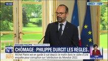 Assurance chômage: Édouard Philippe dévoile les nouvelles mesures