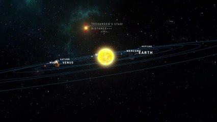 Descubren 2 planetas de masas similares a la Tierra alrededor de una estrella pequeña cercana