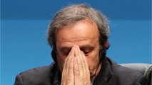 Soccer Exec Michel Platini Detained In France