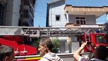 Zjarri përfshin apartamentin në Elbasan  - Top Channel Albania - News - Lajme
