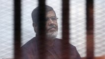 Former Egypt's President Mohammed Morsi Buried Secretly