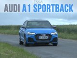 Essai Audi A1 Sportback 40 TFSi S-Tronic S-Line (2019)