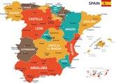 Les communautés autonomes d'Espagne