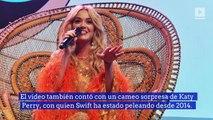 Taylor Swift estrena el video musical de 'You Need to Calm Down'
