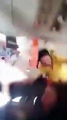 Des turbulences impressionnantes lors d'un  vol Pristina Bâle faisant tout voler à bord