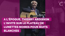 """Maxime Le Forestier s'en prend à Thierry Ardisson et """"sa putain d'émission de merde"""""""