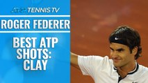 Roger Federer Best-Ever ATP Points on Clay