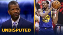 'No KD, no title': Rob Parker says Warriors have no chance at title without KD - NBA -