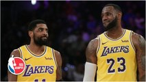 Should Kyrie Irving rejoin LeBron James on the Lakers? - 2019 NBA Free Agency