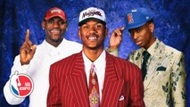 NBA draft fashion history — from Magic's sharp suit to LeBron's all-white attire - NBA Draft
