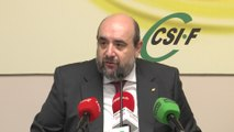CSIF propondrá al Gobierno un acuerdo de mejora de servicios públicos