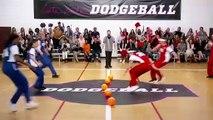 Team USA v. Team UK - Dodgeball w/ Michelle Obama, Harry Styles & More