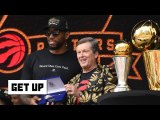 The Raptors and Clippers will have to fight for Kawhi – Woj - Get Up