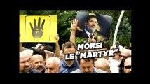 Des milliers des frères musulmans prient pour Mohamed Morsi en Turquie