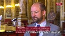 Fonction publique: « Le recours à d'avantage de contractuels va dans le bon sens » selon Loïc Hervé (UC)