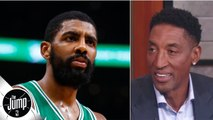Kyrie Irving should join LeBron James and Anthony Davis on the Lakers - Scottie Pippen - The Jump