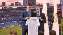 Luka Jovic, nuevo jugador del Real Madrid