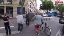 Paris : Un automobiliste agresse un non-voyant et son accompagnateur (vidéo)