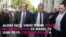"""Michel Platini en garde à vue : Son avocat évoque des """"raisons techniques"""""""
