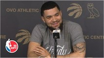 Fred VanVleet says Raptors will have to beat Kawhi if he leaves - 2019 NBA Finals