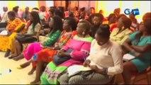 RTG - Point de presse du réseau panafricain des femmes pour la paix et le développement durable