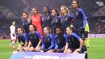 Equipe de France Féminine  Gaëtane Thiney autoportrait I FFF 2019