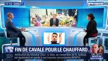 Enfants fauchés à Lorient: fin de cavale pour le chauffard