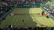 Tsonga defeats compatriot Paire 6-4, 7-5 in Halle Open first round