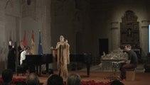 Piano y cante cierran acto de clausura del Año Europeo del Patrimonio Cultural 2018