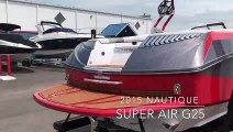 2015 Nautique G25 SUPER AIR For Sale MarineMax Rogers Minnesota