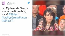 Mallaury Nataf de retour à la télévision dans la série «Les Mystères de l'amour»