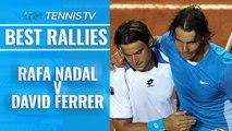 Rafael Nadal v David Ferrer: Best-Ever ATP Rallies