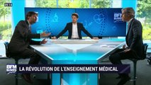 Le face à face: Julien Delpech face à Fabien Guez - 15/06