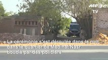 Le président égyptien déchu Mohamed Morsi enterré discrètement au Caire