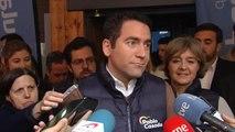 """García Egea: """"No sé si hay alguien de Ciudadanos en la lista de Ciudadanos"""""""